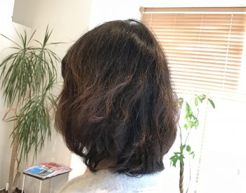 カラー剤、シャンプーを変えたら髪質まで変わった!